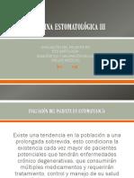 Medicina Estomatologica 3