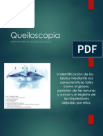 Queiloscopia