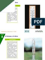 Los Instrumentos Meteorologicos