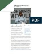 04-04-2018 Sylvana y Maloro Lideran Preferencias Rumbo Al Senado.gilberto Gutierrez