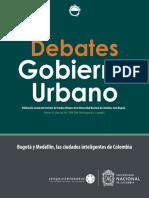 Bogota Medellin Ciudades Inteligentes