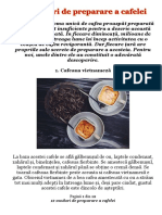 12 moduri de preparare a cafelei -               FN.pdf