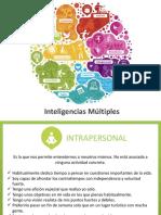 3. Inteligencias Multiples Acnur