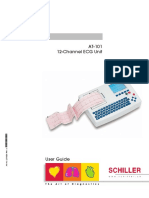 Schiller at-101 - User Manual