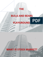 The Bulls & Bears of Stock Market