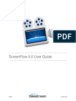 ScreenFlow 5.0 User Guide