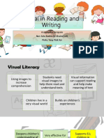 Visual in Reading and Writing