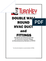 HVAC Duct Round Catalog