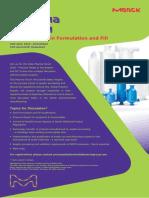 Registration Pharmaforum - 2018