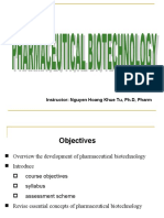 Pharmaceutical Biotech 1-9-10