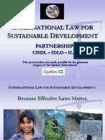 Sufficient Development Law