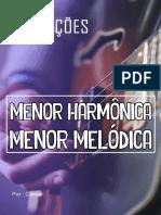 eBook Menor Hamrmonica e Melodica