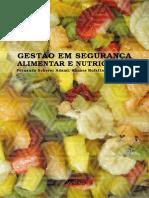 Gestão em Segurança Alimentar e Nutricional