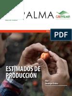 Estimados de Produccion - GREPALMA