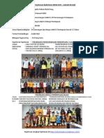 Laporan Kejohanan Badminton Mssd 2015