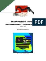 El Poema Proceso 1967 Hoy 1/2