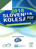 Slovenija kolesari 2018