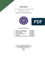 PAPER Rancangan Teknik DEFLEKSI Kel.3