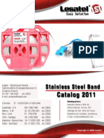 Stainless Steel Band Lesatel