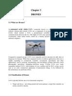 Drone Report