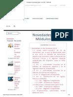 Novedades Orden Módulos 2018 - IVA e IRPF - ASEPYME