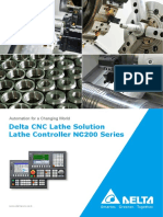 Delta Cnc Controller for Turning Milling Boring Machines (2)