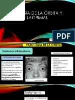 Patología de La Órbita y Aparato Lacrimal