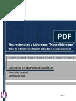 Apunte a - Conceptos de Nse. IX - Neuroplasticidad I