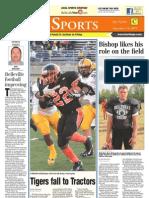 Belleville View sports front for September 16