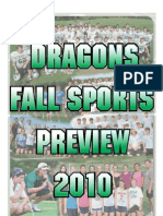 DHS Fall Sports Preview 2010