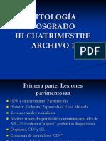 1 - Citología Posgrado- III Cuatrimestre-Archivo 1