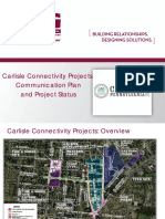 Carlisle Connectivity Projects plan