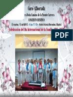Coro Alborada - 15 de Mayo, 2018