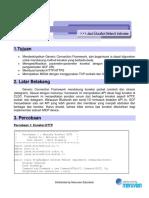 Generic Connection Framework Pada Java