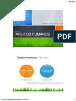 Direitos Humanos Slide