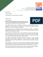Terminate partnership with KWS_UNEP.pdf