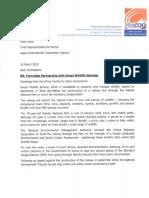 Terminate partnership with KWS_Japan international cooperation .pdf