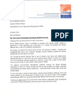 Terminate partnership with KWS_IFAD.pdf