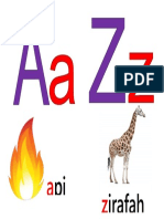 Buku Skrap Aa,Zz