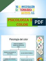 Psicologia Del Color Arq