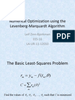 Leif LM Presentation m Algoritmo