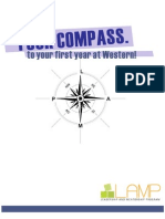 Your Compass to First Year at Western