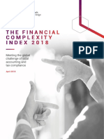 Financial Complexity Index 2018