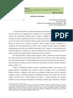 Arthur Bispo Dos Santos Neto - História e Natureza
