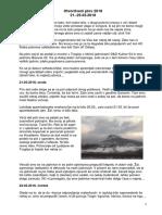 Otvoritveni plov 2018 - poročilo