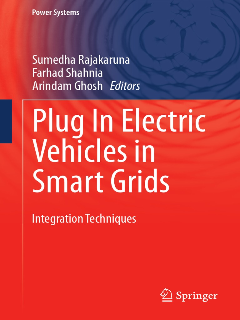 Plug In Electric Vehicles Smart Grids Integration Techniques Australia Threewire Power Cord Saa Cable Threecore New Hybrid Battery Charger