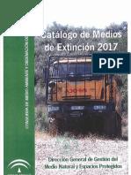 Catalogo de Medios 2017