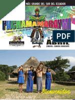 Programa Pachamama Raymi 2018 #ZamoraChinchipe