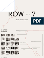 Row 7 Chef Map