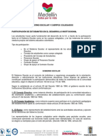 Documento Sobre Gobierno Escolar